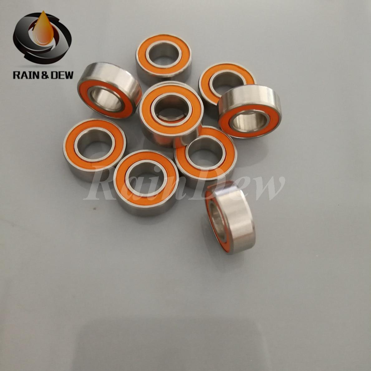 SMR137C-2OS 440c Stainless Steel CERAMIC Ball Bearing ABEC-7 7x13x4 mm 5 PCS