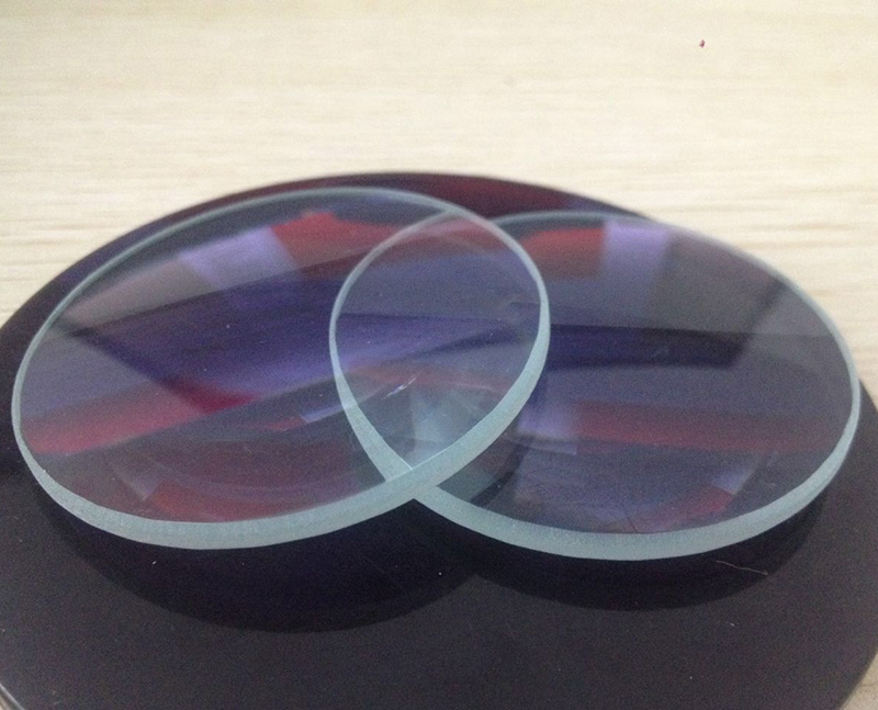 2vnt., 50 mm optinis stiklas, didelis židinio nuotolio optinis - Matavimo prietaisai - Nuotrauka 4