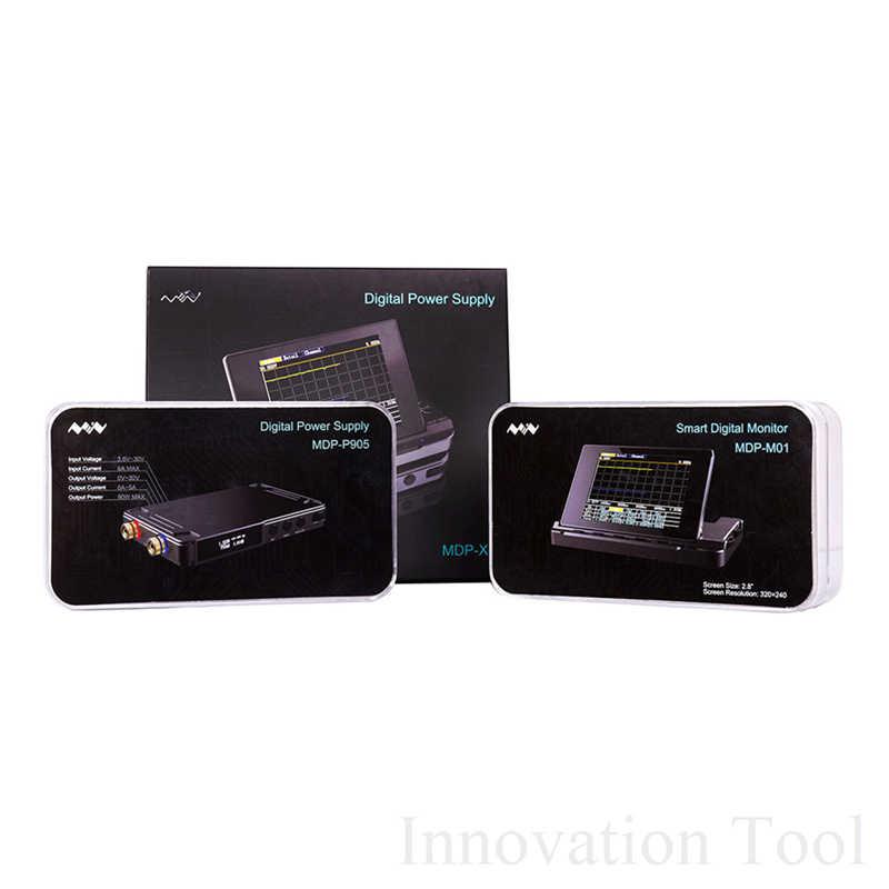 MDP-XP 30V 5A regulowany cyfrowy zasilacz DC laboratoryjny Mini programowalny liniowy miernik mocy Regulator napięcia CC CV wyjście