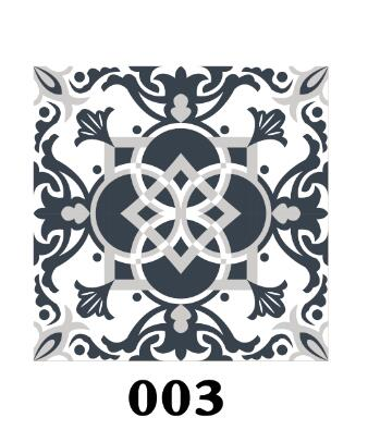 15 шт./компл. 8/10/12/15 см Пол Плитки Диагональ наклейки на стену стол украшения для шкафа искусство панно Ванная комната линия талии ПВХ Наклейки на стены - Цвет: DP003