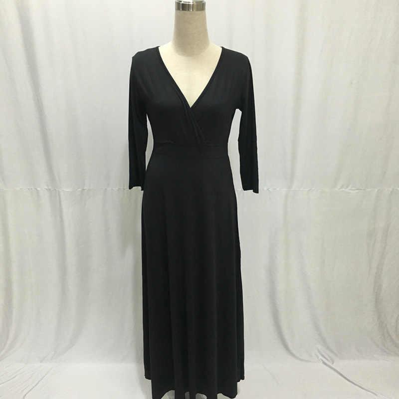 b620239d84 fashion ukraine long dress runway maxi elegant dress 2018 women high  quality dress For Fat Large Size robe femme female clothing