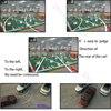 HaiSunny Smart Dynamic Track Reverse Parking Camera For Honda Accord 7  2003-2007 2008 2009 2010 Rear View CCD Camera Camera review