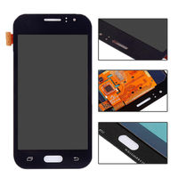 Sinbeda 4.3 LCD Screen For Samsung Galaxy J1 Ace LCD Display Touch Screen Digitizer Assembly SM J110F J110H J110FM Display