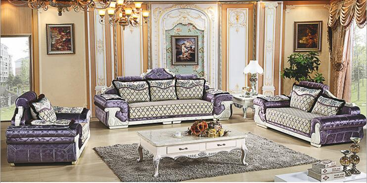 high quality European living room leather sofa a1250 image
