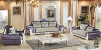high quality European living room leather sofa a1250