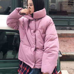 Autumn Winter Jacket Women Coat Fashion Female Stand Winter Jacket Women Parka Warm Casual Plus Size Overcoat Jacket Parkas Q811 5