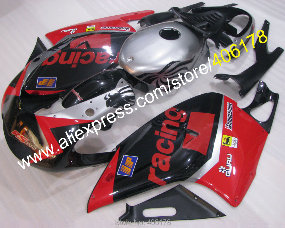 Hot Sales,01 05 RS125 Body Kit For Aprilia Parts RS125 2001 2005 RS 125 Sports Bike Racing Motorcycle Fairings For Sale
