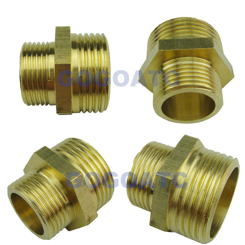 3-4 to 1 inch male brass fiiting 1-1