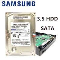 SAMSUNG PC Desktop 80GB 160GB 250GB 320GB 500GB 2TB 160G 250G 320G 500G 3.5 Internal HDD 5400 7200 SATA 1TB Hard Drives disk