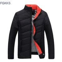 FGKKS 2017 New Arrival Men S Winter Coat Padded Jacket Autumn Winter Out Wear Men S