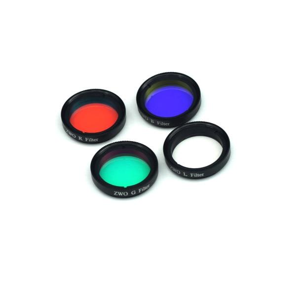 ZWO LRGB Filters 1 25
