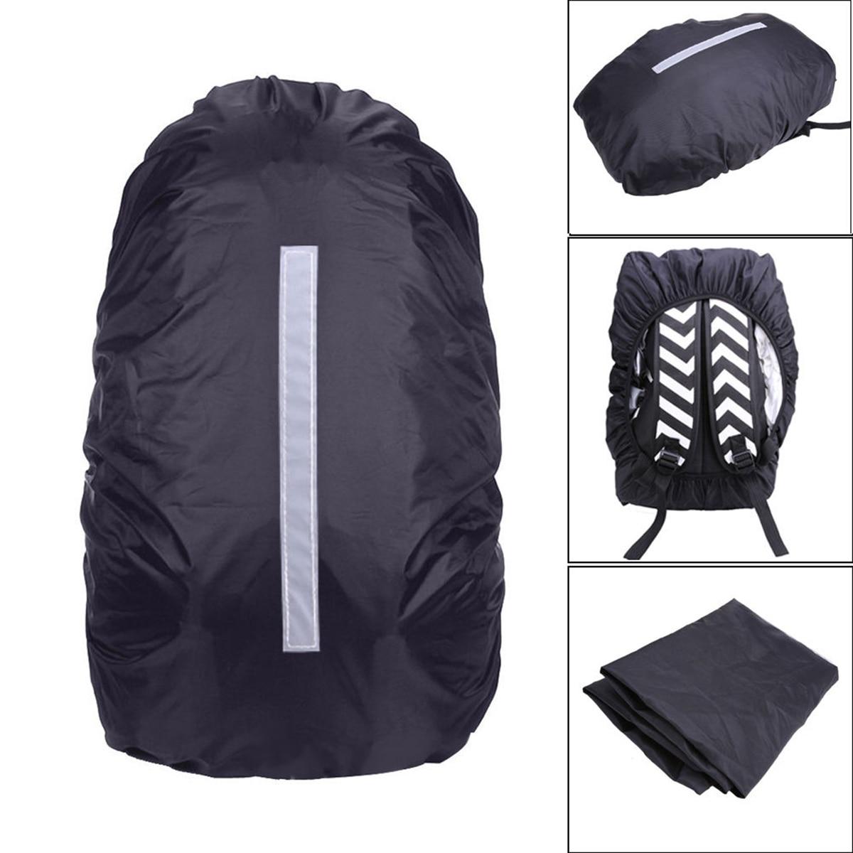 Mayitr 20-45L Portable Que Acampa Impermeable A Prueba de Polvo Cubierta de La L