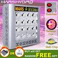 Mars Pro II Epistar светодиодный свет для выращивания 400 Вт лампа для выращивания помещение медицина растения полный спектр для теплицы все растени...