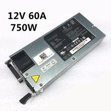 C2100 серверный блок питания PS-2751-5Q 12V 60A 750W Переключения источника питания 100% строгий тест