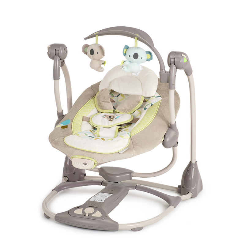Детское кресло качалка Электрическое Кресло Качалка одна рука Электрический качели музыкальное кресло качалка с музыкой