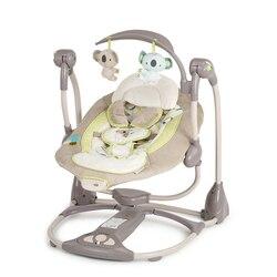 Baby schaukel stuhl elektrische schaukel stuhl einzigen arm elektrische schaukel musik schaukel stuhl mit musik