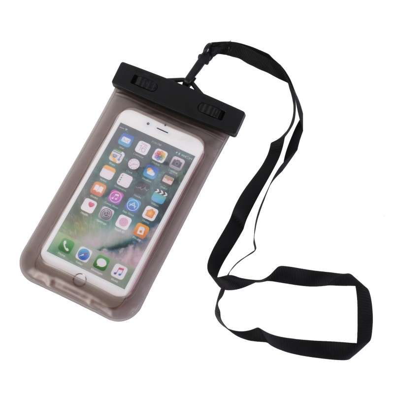 Outdoor Folder Waterproof Bag Mobile Phone Bag Portable Swimming Waterproof Bag Rafting Water Sports Essential
