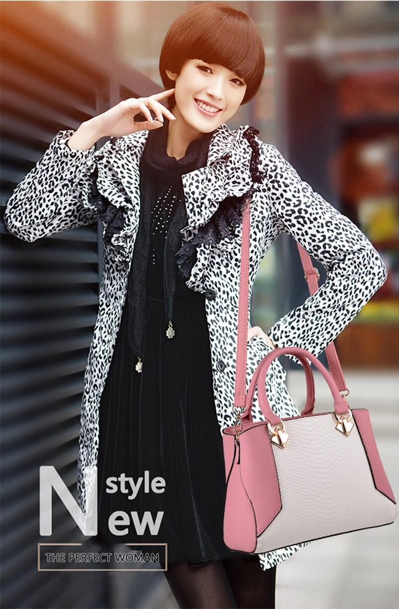 Nevenka Women Handbag PU Leather Bag Zipper Crossbody Bags Lady Bag High Quality Original Design Handbags Top-Handle Bags Tote05