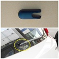 Geely Emgrand X7,EmgrarandX7,EX7,SUV,Car rear wiper arm cap cover