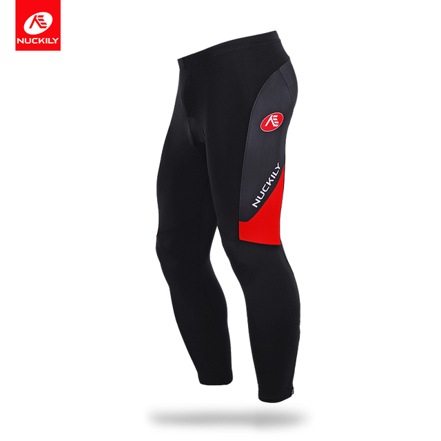 NUCKILY Summer Breathable Cycling Pants Sublimation Printing Road Bike  Tights Bicycle Clothing for Men CK133 0184de6c1