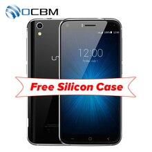 "Original Umi MTK6580 Londres 3G WCDMA Android 6.0 Quad Core 5.0 ""HD de 8.0MP 2050 mAh 1 GB RAM 8 GB ROM Móvil Resistente Anti-Caída teléfono"
