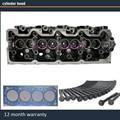 Головка цилиндра двигателя 3L для Toyota Hilux 4Runner HiAce Land Cruiser Dyna 150 ToyoAce 2 8 D 8V с полным уплотнительным болтом 11101-54130