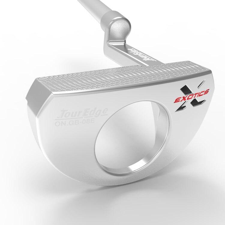 nuevo Club de Golf putter hombres de oro/plata 33/34/35 pulgadas puede recoger