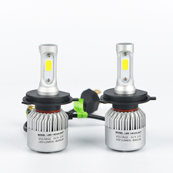 LDDCZENGHUITEC Bright Car Headlights H7 LED H8/H11 9005 9006 H1 8000lm Auto Front Bulb Automobile Headlamp 6000K Car Lighting