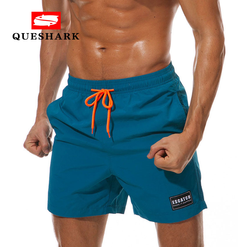 12 Solid Colors Men Swimwear Summer Quick Dry Bathing Suit Surfing   Shorts   Man Tropical   Shorts   Swim Trunks   Board     Shorts