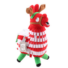 2018 Christmas Loot Troll Stash Llama Plush Toy Alpaca Horse Stuffed Doll Toys Gifts for Kids Toys(China)