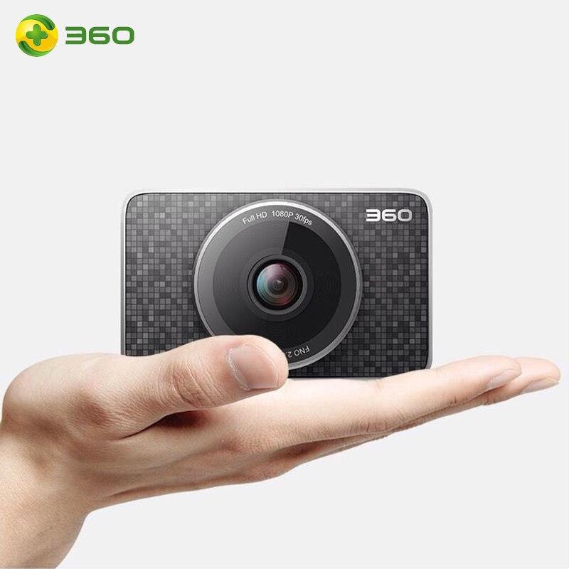 imágenes para 360 Inteligente Cámara Del Coche DVR Dash Cam 1080 P Full HD Noche Grabadora de Vídeo de 165 Grados de Ángulo Ancho de visión Aparcamiento Monitor Ambarella A12