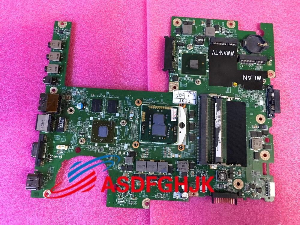 04DKNR CN 04DKNR 4DKNR FOR Dell Studio 1558 Laptop Motherboard DAFM9CMB8C0 100 TESED OK