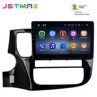 JSTMAX 10 2 Android 7 1 Car Radio Multimedia GPS Player Navi For Mitsubishi Outlander 2014