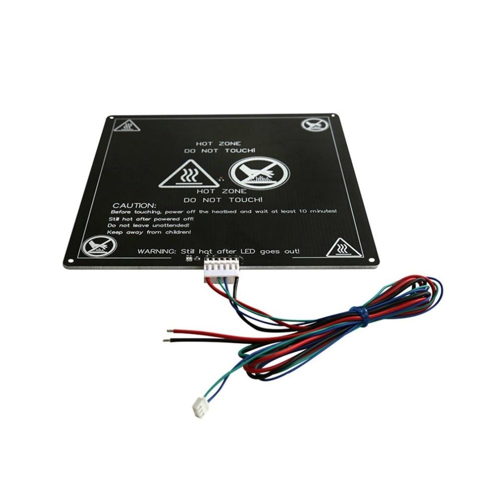 12V 24V Dual Power MK3 Heat Bed Heatbed Hot Plate 214*214 for 3D Printer