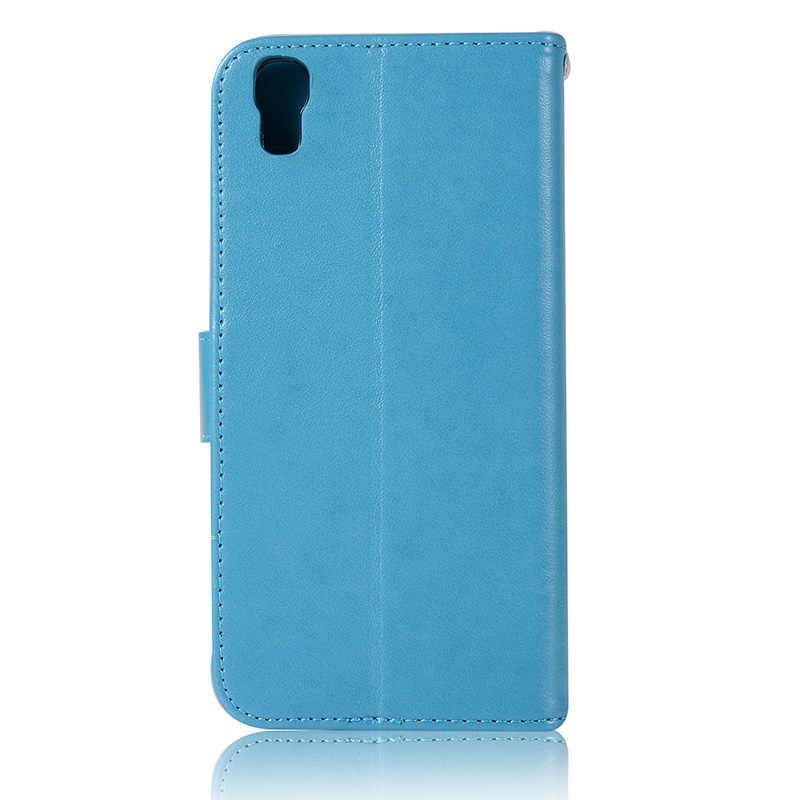 Роскошный чехол-кошелек с подставкой для alcatel idol 4, откидные чехлы из искусственной кожи для alcatel idol 4 idol4/alcatel PoP 4S, сумка для сотового телефона
