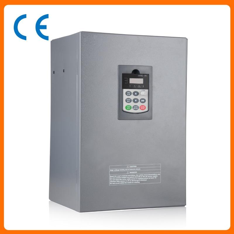 30kw 40HP 300hz general VFD inverter frequency converter 3phase 380VAC input 3phase 0-380V output 60A 18 5kw 25hp 300hz general vfd inverter frequency converter 3phase 380vac input 3phase 0 380v output 37a