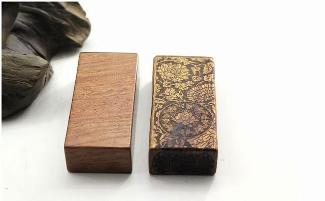 20 Cigarette Female Wood Grain Cigarette Case Cigarette Box …