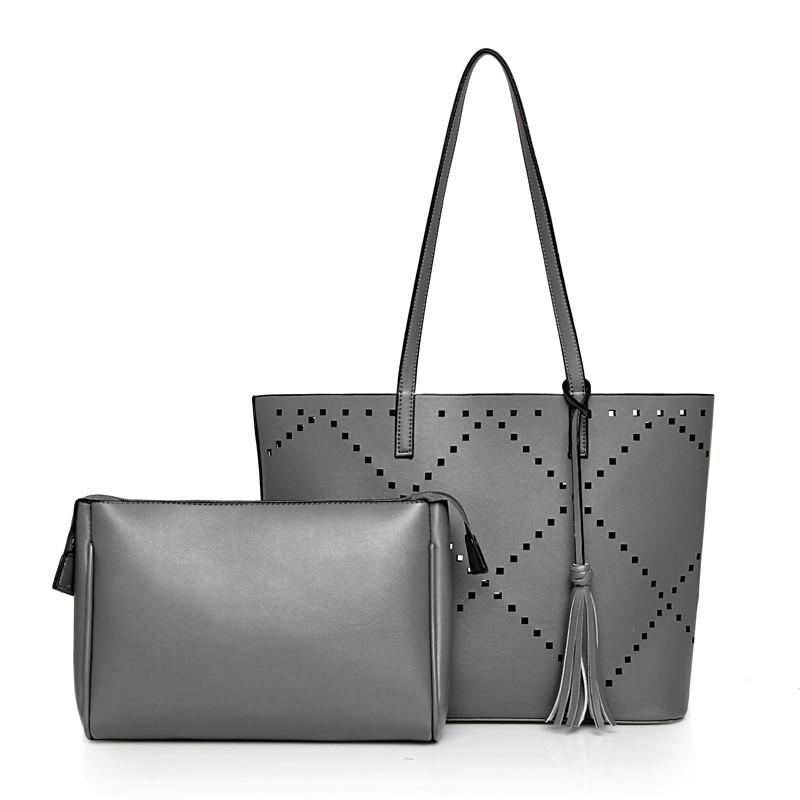 ФОТО 2016 New fashion female bag pu leather Composite handbags, new oracle women bag, single shoulder bag women,Free shipping