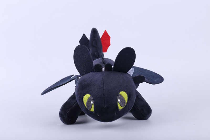 30 centímetros Desdentado Fúria da luz Como treinar O Seu Dragão 3 Brinquedos Anime Figura Fúria Da Noite Boneca De Pelúcia Dragão Brinquedos brinquedos Para As Crianças Crianças