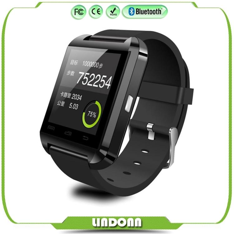 2016 Hot Bluetooth font b Smartwatch b font U8 U Watch Smart Watch Wrist Watches for
