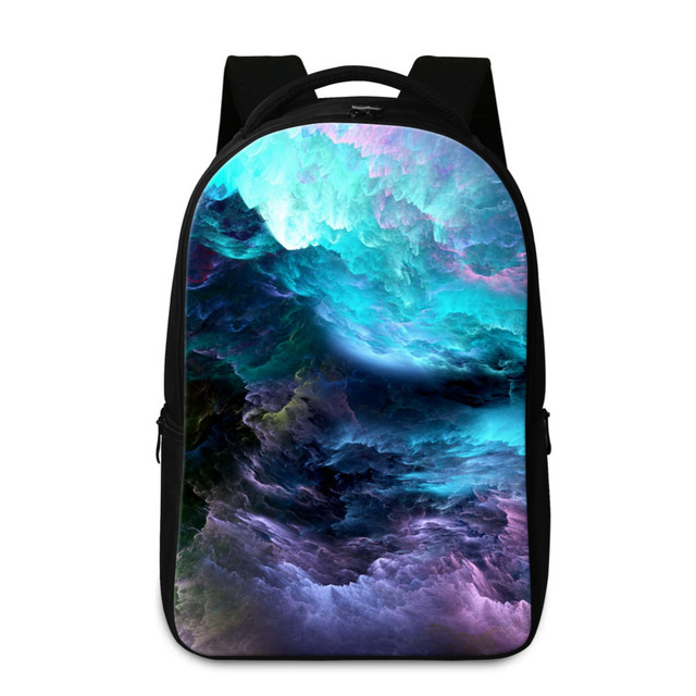 Dispalang Business Mens Laptop Backpack Universe Space Students School Bags  For Teenagers Notebook Backpacks Women Travel Bag dc6e30f6da185