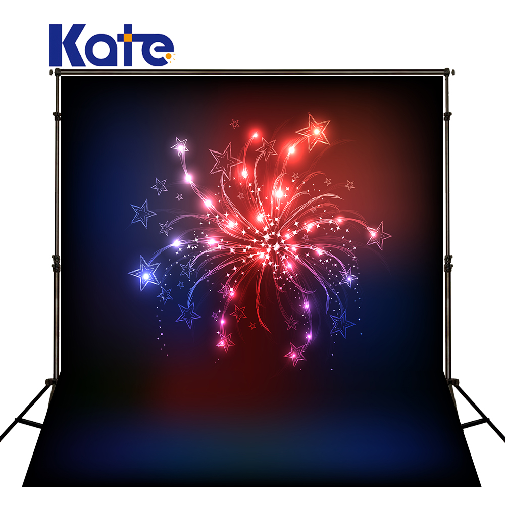 KATE Christmas Photography Background Firecacker Scenery Backdrop New Year Backdrops Newborn Firework Photo for Photocall Party цена и фото