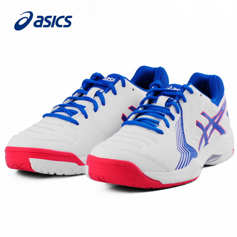 Original Asics Gel Game 6 Tennis Shoes Tenis Masculino Breathable Dmx For  Men brand sports Sneakers-in Tennis Shoes from Sports   Entertainment on ... 6dd751f363d73