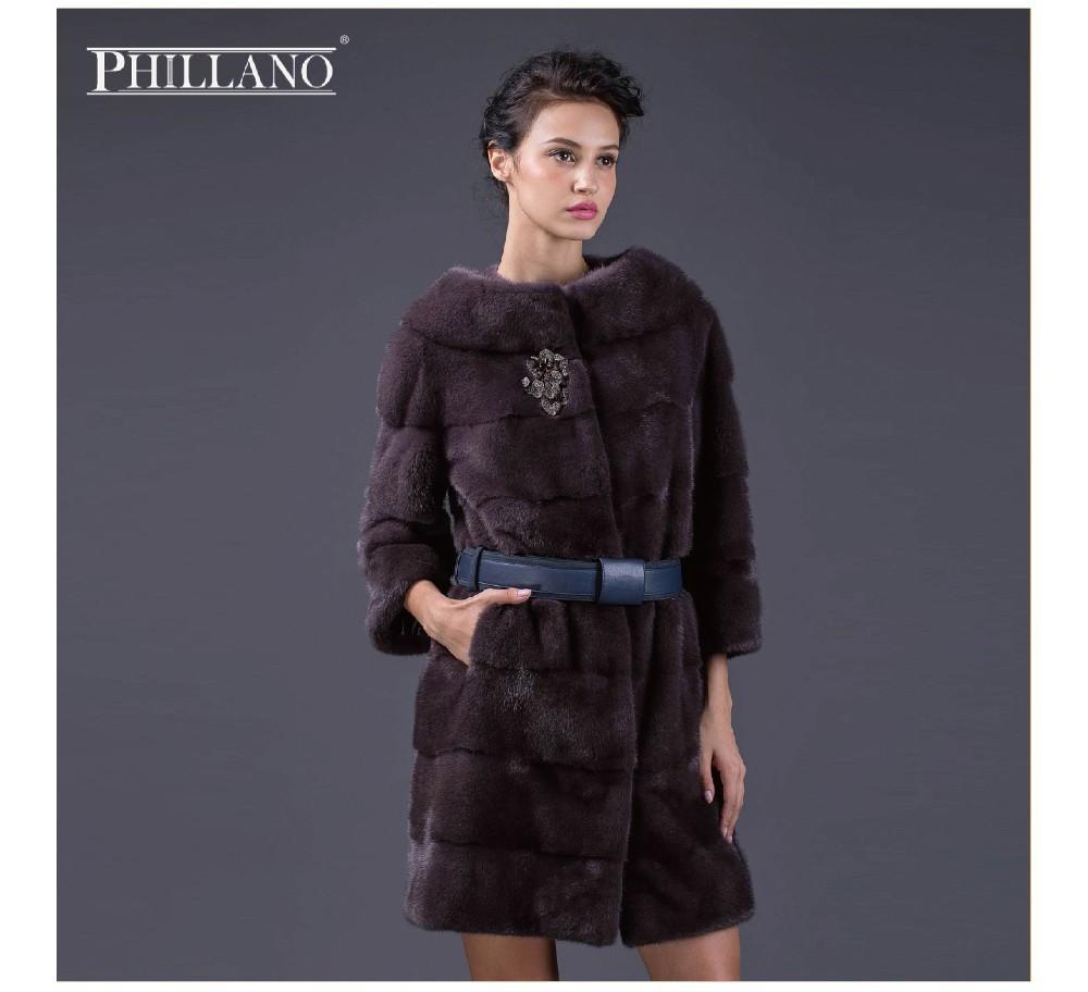 HTB1.HrXLXXXXXXTXVXXq6xXFXXXo - Hot  PHILLANO New Premium Women Mink Parka 2017 Natural Color Real Fur Short Coat Mink Scandinavia Denmark NAFA YG11024-1-90
