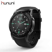 Hununi HW1 Smartwatch Android SIM 3G WIFI GPS con Bluetooth deportes Fitness Tracker Super gran pantalla reloj inteligente pulsera
