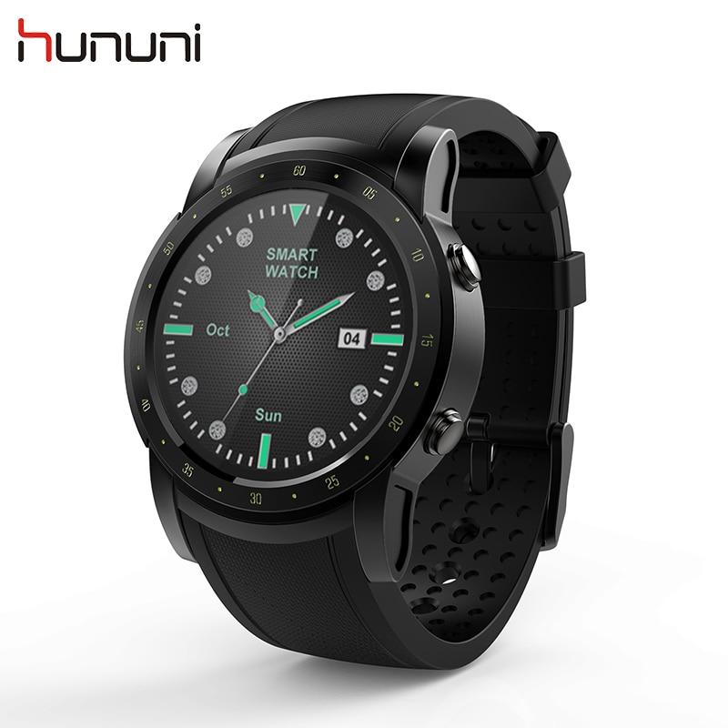 Hununi HW1 Android Bluetooth Watch SIM 3G WIFI GPS with Bluetooth Sports Fitness Tracker Super Big Screen Smart watch Wristwatch