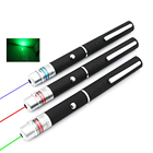 Green Laser Pointer 5MW 530Nm 405Nm 650Nm High Power Blue Dot Laser sight Pen Powerful Red Laser Pen For teaching tours