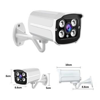 цена на ZGWANG 1080P High Quality AHD Camera Waterproof Night Vision Outdoor IR LED Camera CCTV Camera Bullet Analog Camera with Bracket