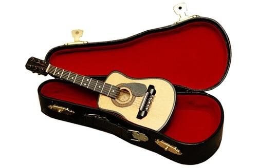 ФОТО 2016 Mini Model Decoration Acoustic Guitar Box Violin Wood Guitar Box Guised Piano Accessories