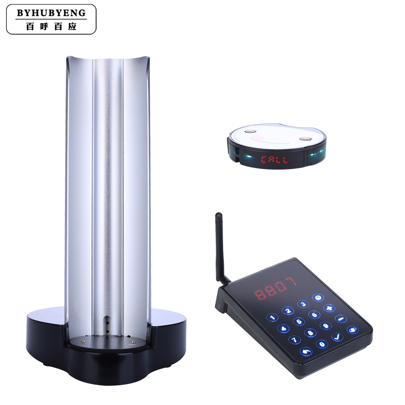 Restaurant Pager System CE+FCC Full Water proof Certified FM Distance>3000 m 1 pc Buzzer Wireless Guest Paging for Guest Service